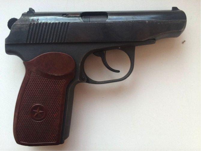 разрешение на травматическое оружие цена