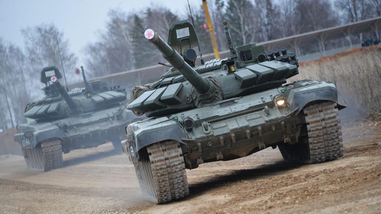 танковый полк сколько танков