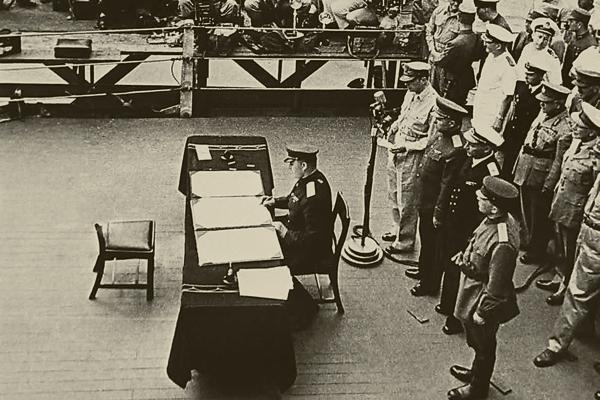капитуляция японии окончание второй мировой войны