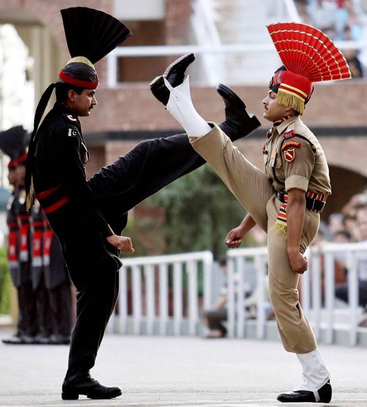 индийско пакистанский конфликт