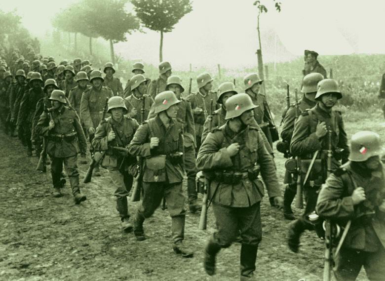 нападение германии на польшу кратко