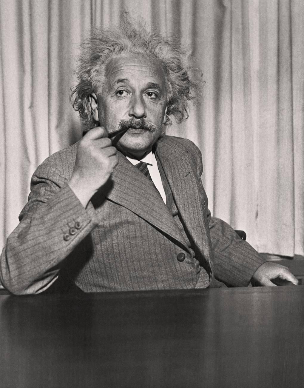 откуда эйнштейн
