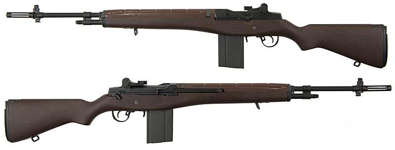 mk14 винтовка