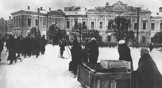 освобождение калинина от немецко фашистских захватчиков