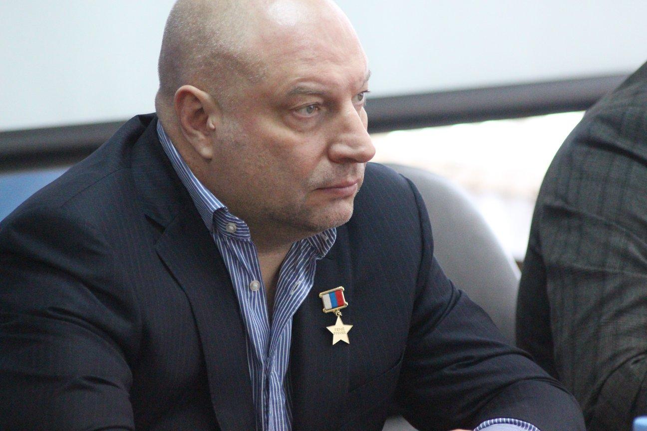 генерал мерзликин андрей викторович