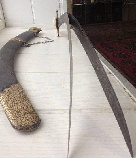 меч зульфикар википедия