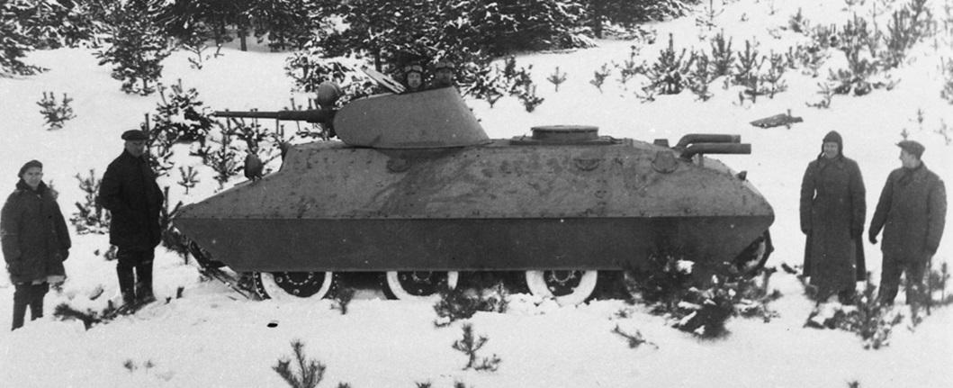 тортойс танк