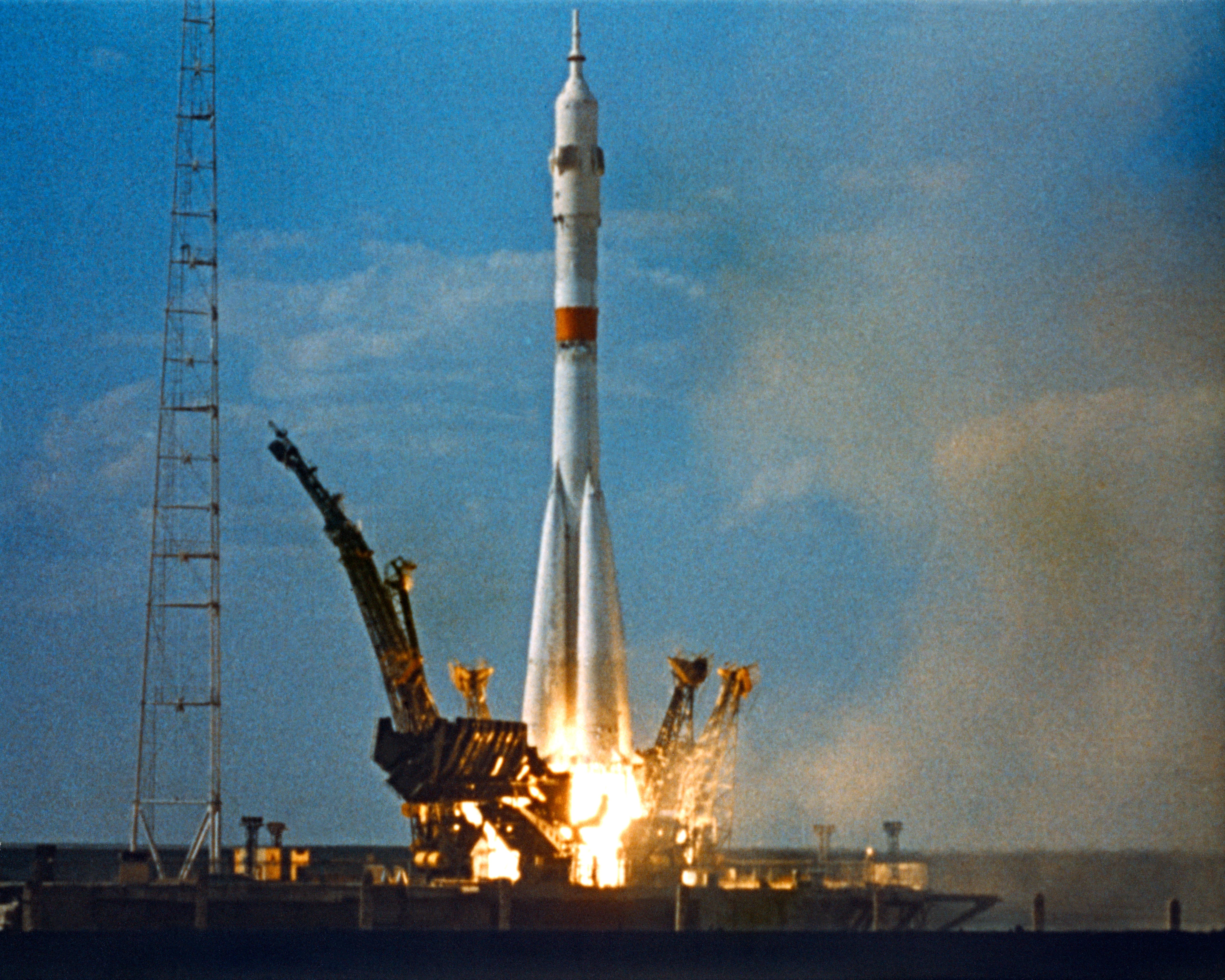 мощность ракетного двигателя
