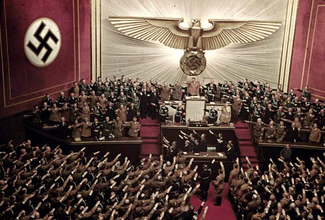 фашистская германия википедия