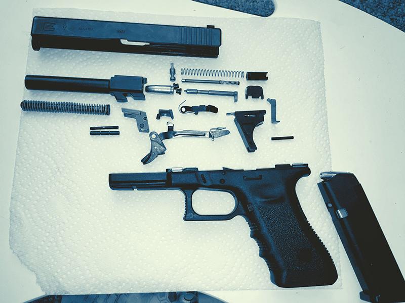 glock 17 травматический цена