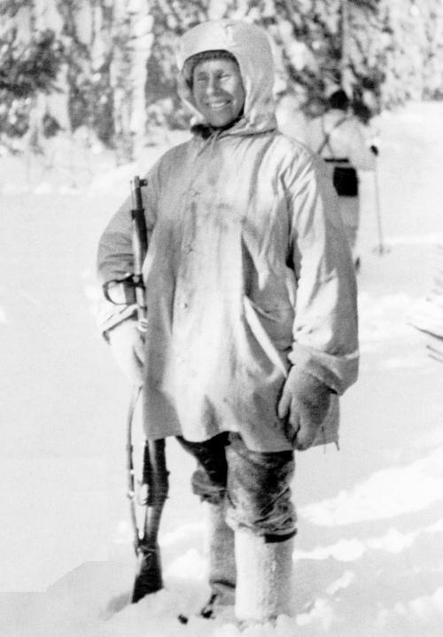 финский снайпер