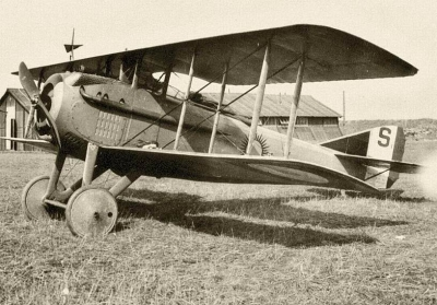 истребители первой мировой войны