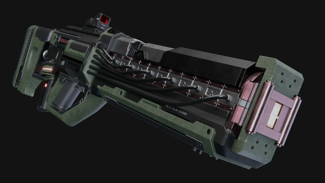 орудие гаусса