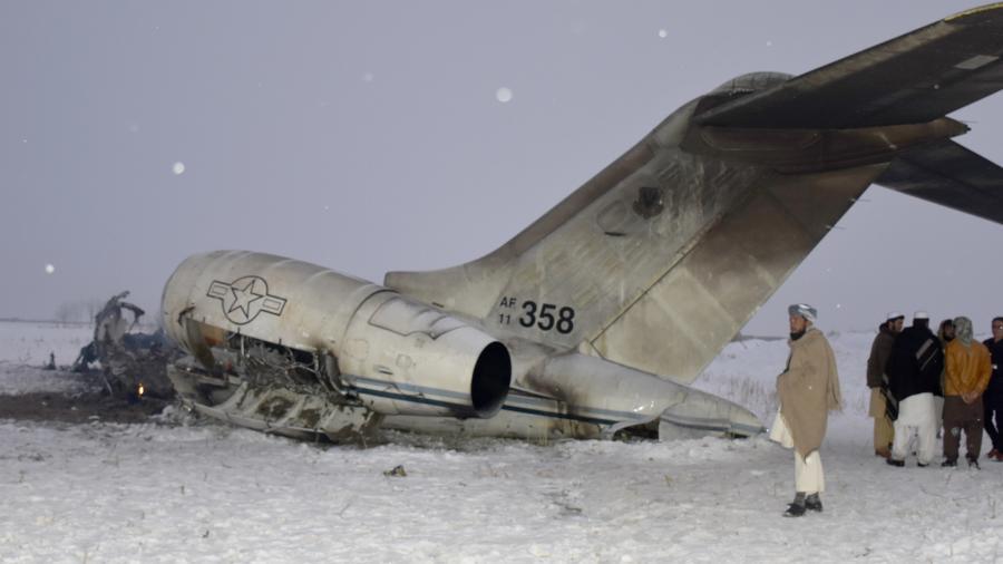 истребитель f 22
