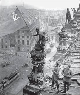 кто подписал акт о капитуляции германии