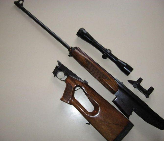 винтовка мосина для охоты