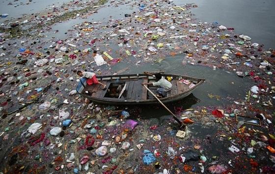 что понимают под загрязнением водоемов