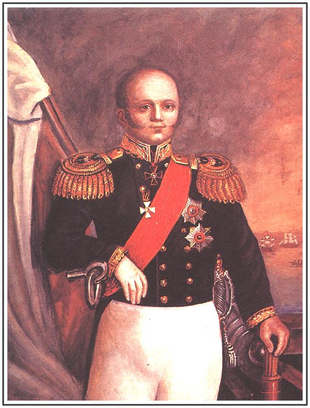 адмирал сенявин