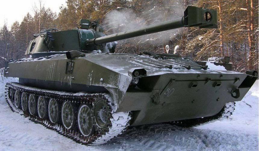 гвоздика артиллерия