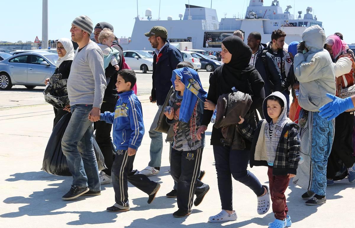 эмигранты в европе