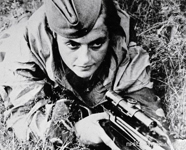 фильм снайпер про войну отечественную