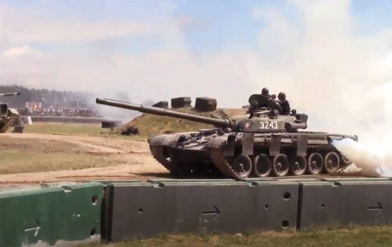 танк т 72б