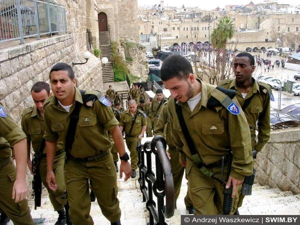 вооруженные силы израиля
