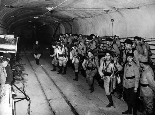 освобождение франции 1944