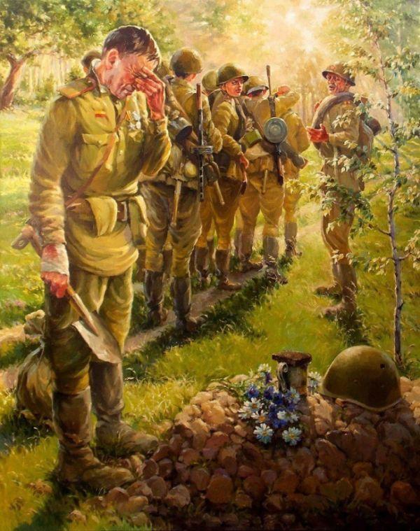 военные картины