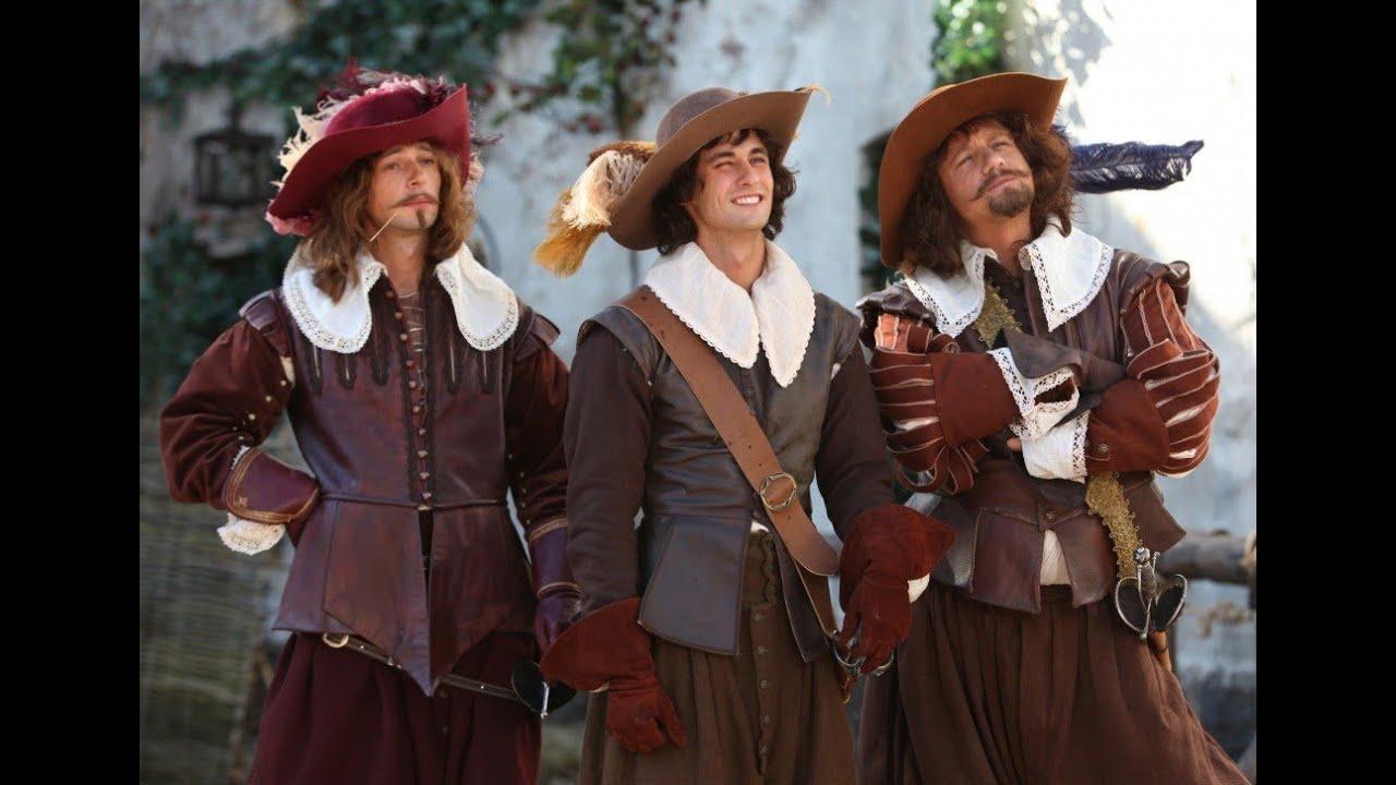 кто написал 3 мушкетера