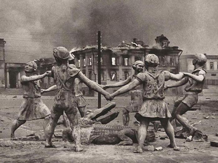 как сейчас называется город сталинград