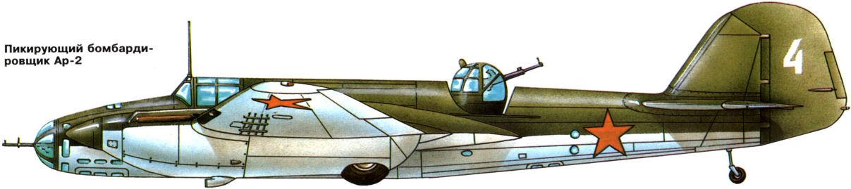 самолет сб 2