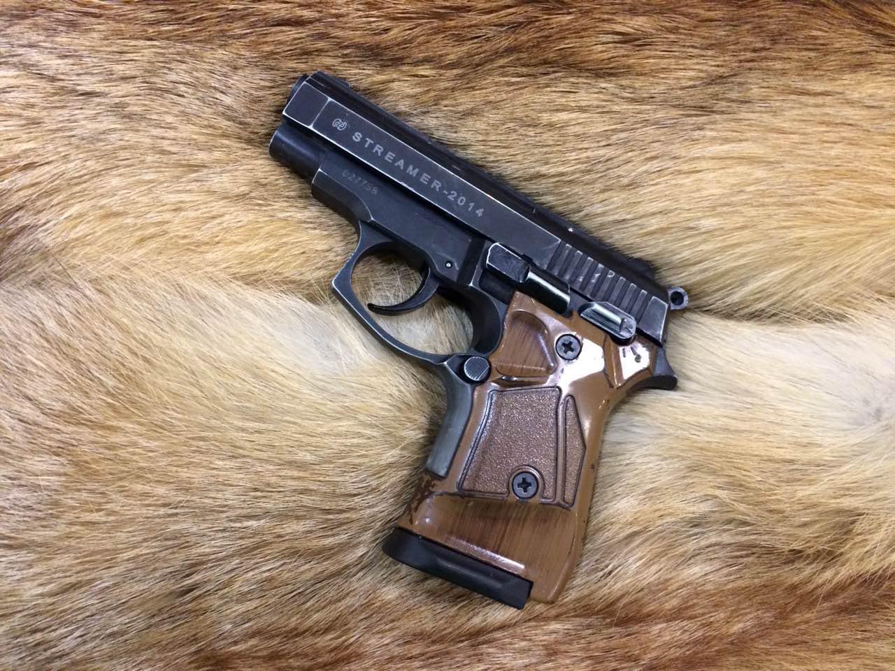 травматический пистолет streamer