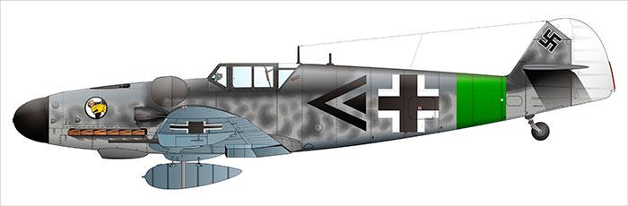 bf 109 z