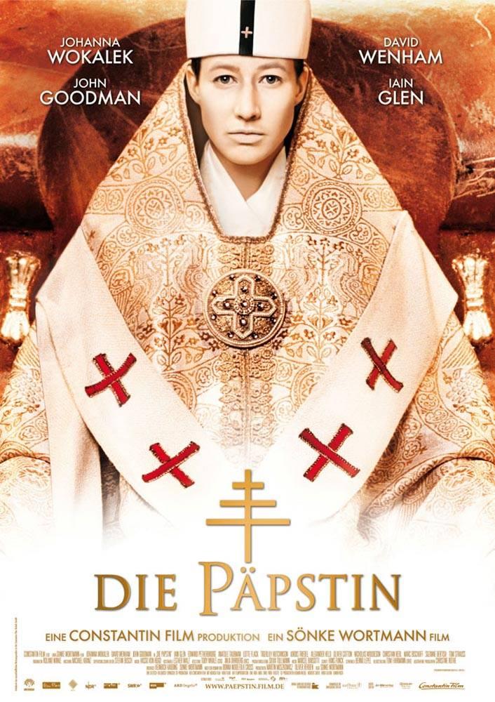 иоанна женщина на папском престоле фильм 2009