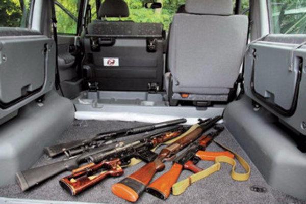 перевозка охотничьего оружия