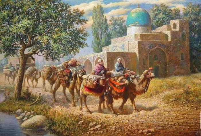 хорезмшах мухаммед