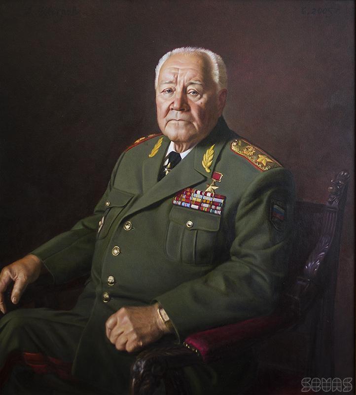 генерал говоров