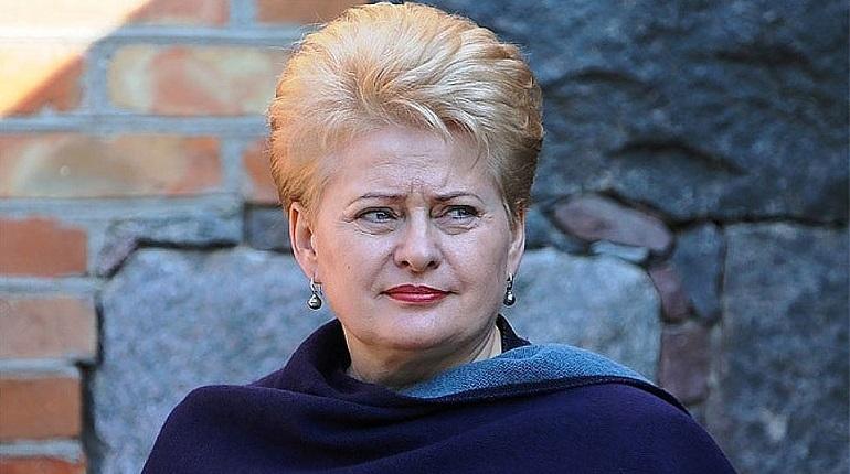 президент литвы даля грибаускайте биография