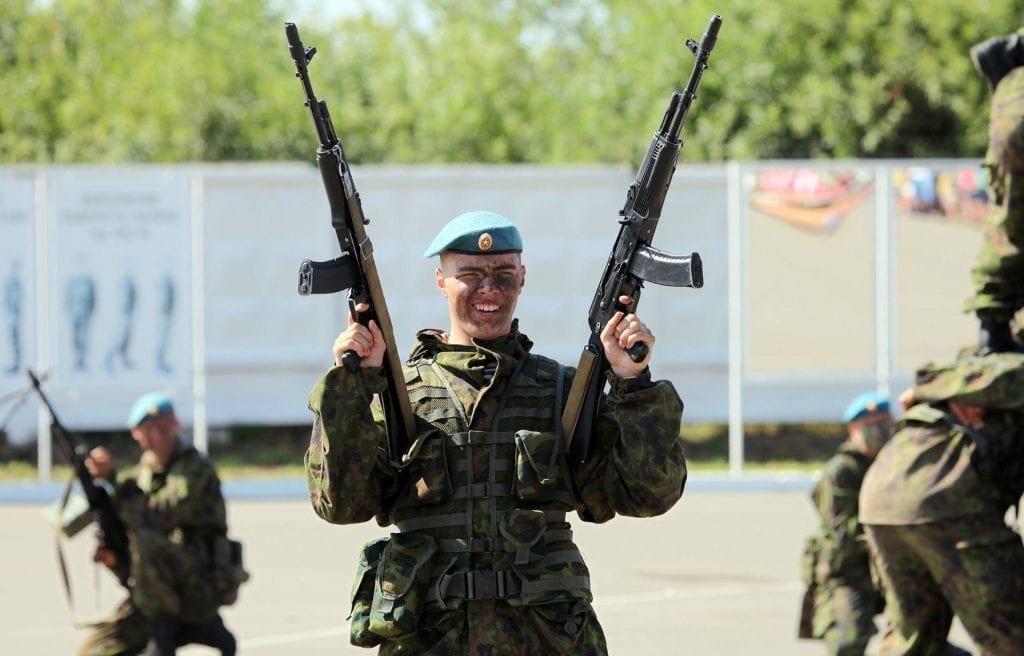 45 бригада спецназа