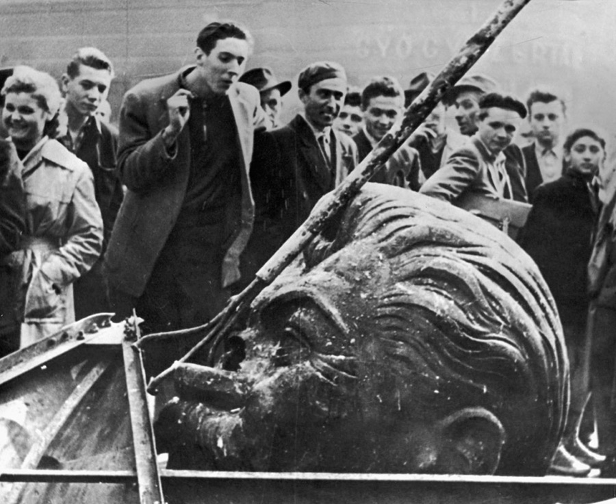 революция в венгрии 1956