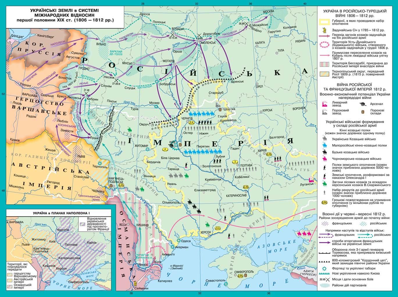 русско турецкая война 1806