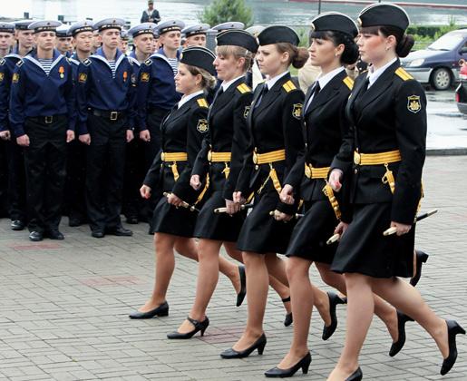 женская армия