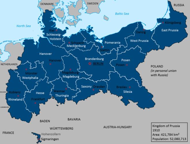 пруссия страна