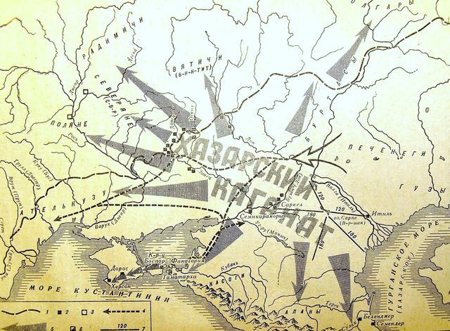 дунайская болгария на карте
