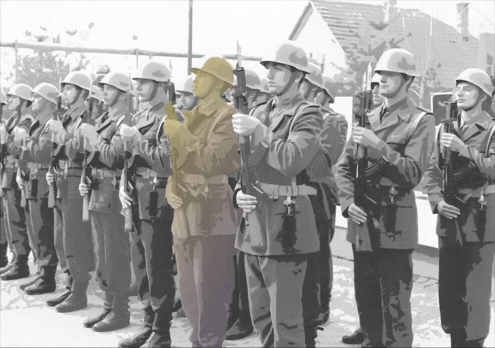 оккупация чехословакии германией