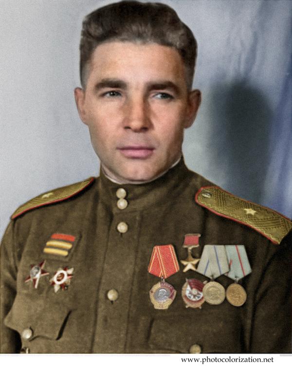 генерала маргелова