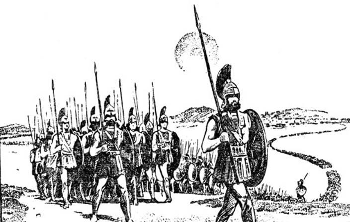 рабы спарты