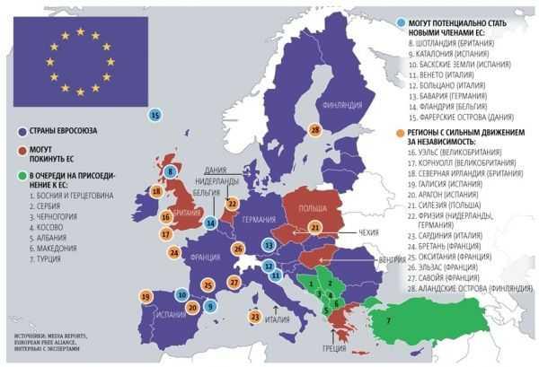 россия это европа или евразия