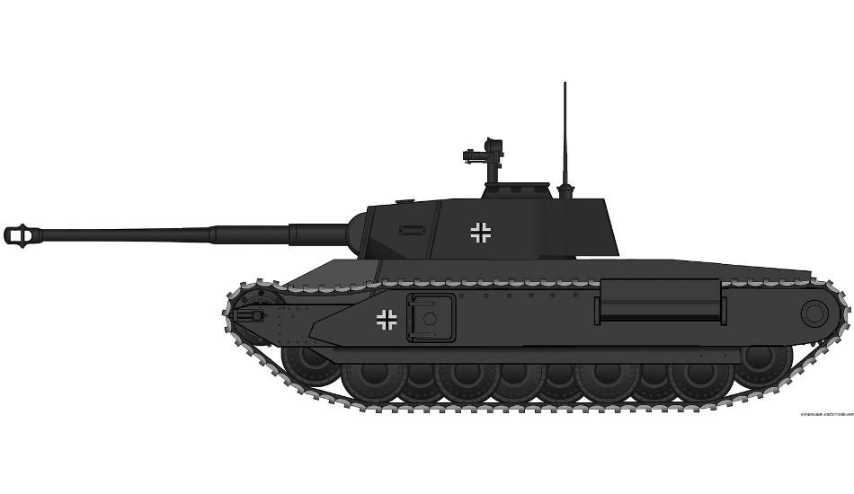 немецкие танки 2 мировой